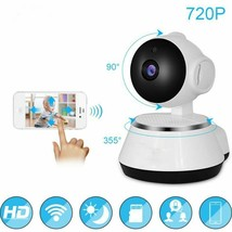 720P WiFi IP Camera  Baby Monitor Portable  HD Wireless Smart Baby Camer... - £26.87 GBP