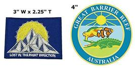 Lost in The Right Direction and Great Barrier Reef National Park Series 2-Pack E - $7.89