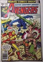 THE AVENGERS #163 (1977) Marvel Comics VG+ - $9.89