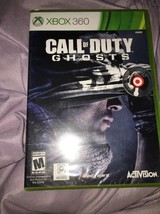 NEW - Call of Duty: Ghosts - Xbox 360 - $14.55