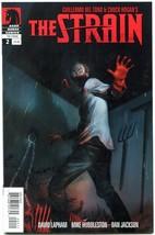 The Strain #2 2012- David Lapham- Guillermo Del Toro-high grade 1st print - $18.92