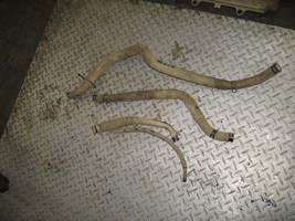 YAMAHA 2002 GRIZZLY 660 4X4 RADIATOR HOSES  PART 29,098 - $25.00