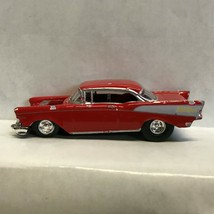 Red 1957 Chevy Belair Racing Champions Loose Diecast Car NQ - $5.45