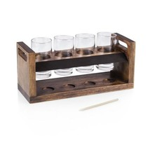 Picnic Time 601-05-512 Craft Beer Flight Tray - $67.08