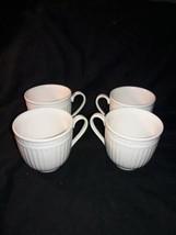 Mikasa Italian Countryside coffee cups or Mugs, Set of 4- DD 900 - $9.80
