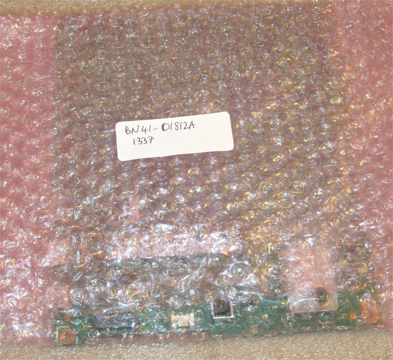 Samsung Main Board BN41-01812A Build #1337