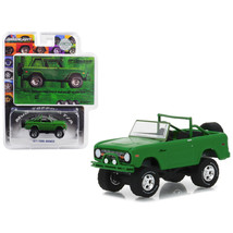 1971 Ford Bronco \Take Control\ Green BFGoodrich Vintage Ad Cars Hobby E... - $13.06