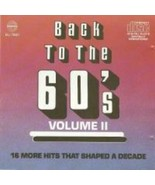 Back to the 18.3ms Volume II da varie CD - $2.38