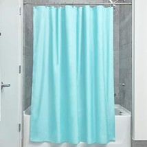 InterDesign Mildew-Free Water-Repellent Fabric Shower Curtain, 72-Inch b... - $14.02