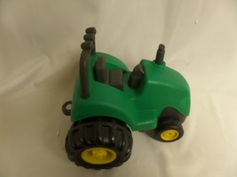LITTLE  TIKES  GREEN  FARM  PUSH  TRACTOR   - $18.50