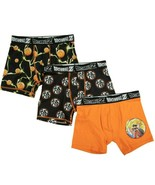 Dragonball Z Boy's Athletic Boxer Briefs Underoos SMALL (6) Mesh Fabric ... - £12.83 GBP