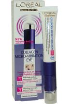 6 X L' L'oreal Collagene micro-vibration Occhio Cura 15 Ml - Nuovo - $101.09