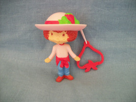 McDonalds Happy Meal Strawberry Shortcake Clip On Doll Toy - $1.34