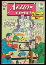 ACTION COMICS #310 1964- SUPERMAN-DC COMICS FN - $50.44