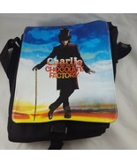 Charlie and The Chocolate Factory Crossbody Messenger Style Bag VERY RARE - $25.03