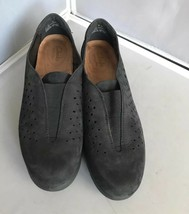 Clarks 'Daelyn Summit'  Black Slip-On Loafer Size 7.5 - $29.65