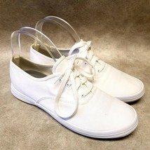 Keds Womens Champion 2K WF34000M Size 9 White  Fabric Lace Up Casual Sne... - $24.99
