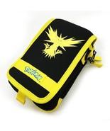 Hori Legendary Pokemon Travel Pouch Case For New 3DS XL Zapdos Yellow - $22.50