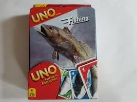 UNO TIN FISHING CARD GAME  - $25.00