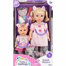 Little Darlings Sweet Sisters Doll - $31.04