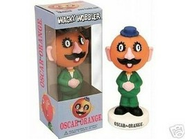 Oscar the Orange Wacky Wobbler Bobblehead by Funko NIB New in Box - $25.98