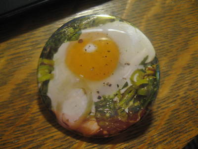 Fried Egg & Jalapeno Frittata Saludable Desayuno Receta Barra de Labios Bolsillo