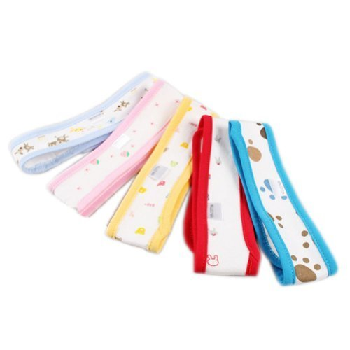 Set of 4 Infant Baby Nappy Snappi Toddler Newborn Diaper Fasteners Random Color