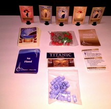 Titanic The Board Game 2020 Spin Master Games Replacement Parts lot #1 - $9.75