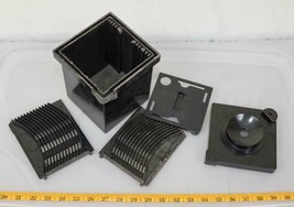 Vintage FR Adjustable Film Developing Tank Cut Films Pack DT-50 tthc - $24.74