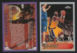 Lot Of 25 Reprint 1996 Topps Chrome #138 Kobe Bryant Rookie Card Lakers - $9.50
