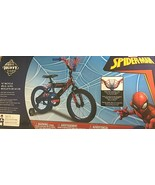 "Huffy Marvel Spiderman Item No. 21969 Unisex Children Kids Bike Bicycle 16"" New - $108.89"