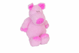 Manhattan Toy Rufflers Pansy Pig Plush Pig Stuffed Animal Toddler Toy 12... - $6.70