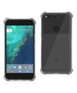 Reiko Google Pixel Clear Bumper Case With Air Cushion Protection In Clea... - $12.68