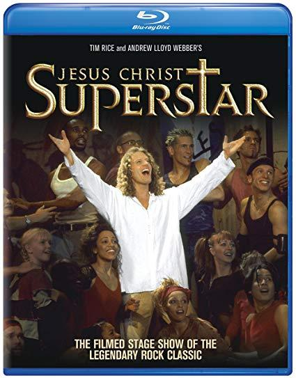 Jesus Christ Superstar [Blu-ray] New