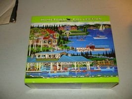 Adirondacks - Hometown Collection 1000 Pc Puzzle, New in Box - $19.79