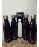 Swell Vacuum Insulated Stainless Steel Water Bottle 17 oz, SUPERNOVA LOT... - $65.09