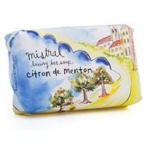 Mistral Menton Citrus sur la Route Gift Soap 200g 7oz - $11.00