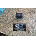 97-01 TOYOTA CAMRY REAR DEFROST DEFOGGER SWITCH BUTTON 156777 YOTA YARD - $14.85