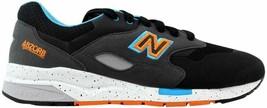 New Balance 1600 Black/Blue-Orange CM1600KO Men's - $60.62+