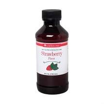 LorAnn Super Strength Strawberry Flavor, 4 ounce bottle - $18.34