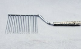 "Repoussed Sterling Silver Handle with Stainless 11"" Cake Breaker  10218 - $45.00"