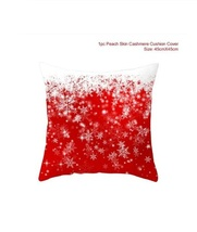 Cotton Linen Merry Christmas Cover Cushion Christmas Decor for Home - 03-20 - $12.99