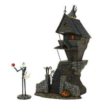 Lock, Shock & Barrel Treehouse The Nightmare Before Christmas Village - £99.60 GBP