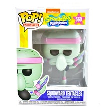 Funko Pop! Spongebob Squarepants Squidward Tentacles Ballerina #560 Viny... - $16.82