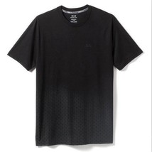 Oakley O Hydrolix Jet Black Moisture Wicking O-Vibes T-shirt - Black (Me... - $19.97