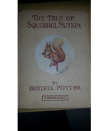 The Tale Of Squirrel Nutkin 1903 First Edition Beatrix Potter - $3,999.99