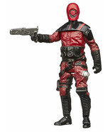 Star Wars The Force Awakens 3.75 Inch Figure Space Mission Guavian Enforcer - $9.89