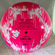 """LIONEL """"LEO"""" MESSI / AUTOGRAPHED ADIDAS GLIDER BRAND FULL SIZE SOCCER BALL / COA image 4"""