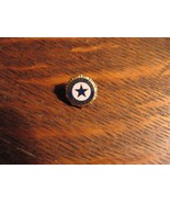 American Legion Auxiliary Lapel Pin - Vintage USA MilitaryPatriotic Wome... - $19.79