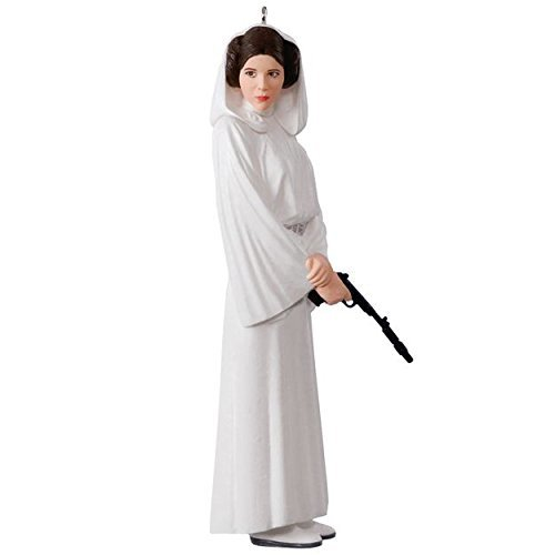 Primary image for Hallmark 2017 Keepsake Ornament Star Wars A New Hope Princess Leia Organa New